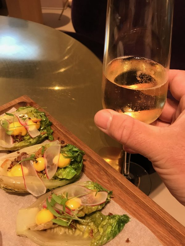 REVIEWED: WINE TASTING DINNER AT HARVEY NICHOLS