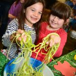 A feast of fun for children at this year's East Midlands Food Festival