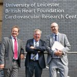George Davies donates £5 million to Leicester University and Hospitals for research into Vascular Care