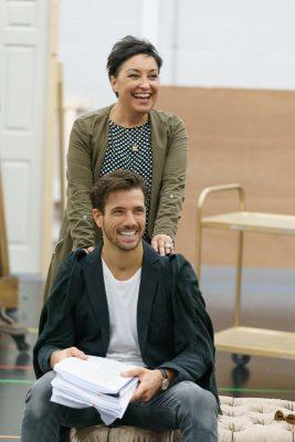 Ria Jones and Danny Mac In Andrew Lloyd Webber's Sunset Boulevard at Curve
