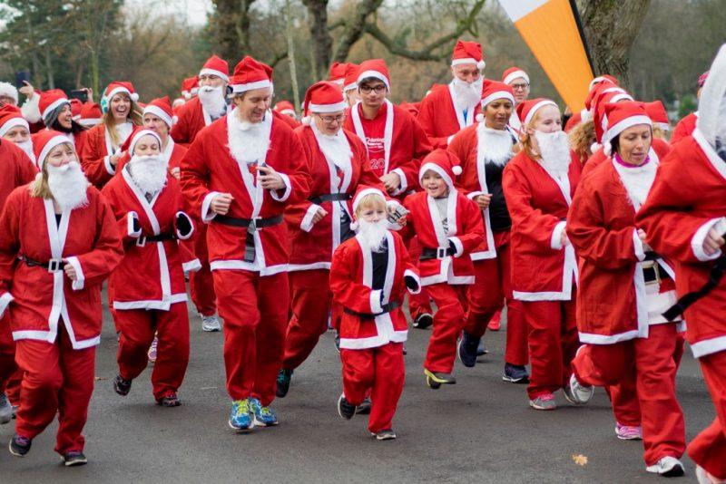 Santas Needed for 10th Anniversary of World's Most Festive Fun Run