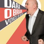 Dara O Brian, Voice Of Reason, Tour Announced For 2018.
