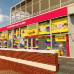 Sneak Preview Of The New LEGOLAND® Discovery Centre Birmingham As It Releases Artist Illustrations.