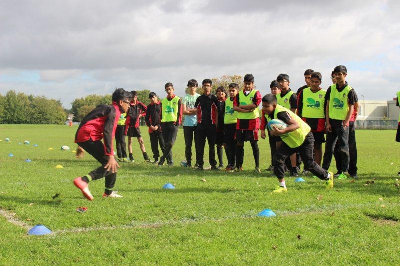 Concrete Rugby Building Success Across Leicestershire Schools.