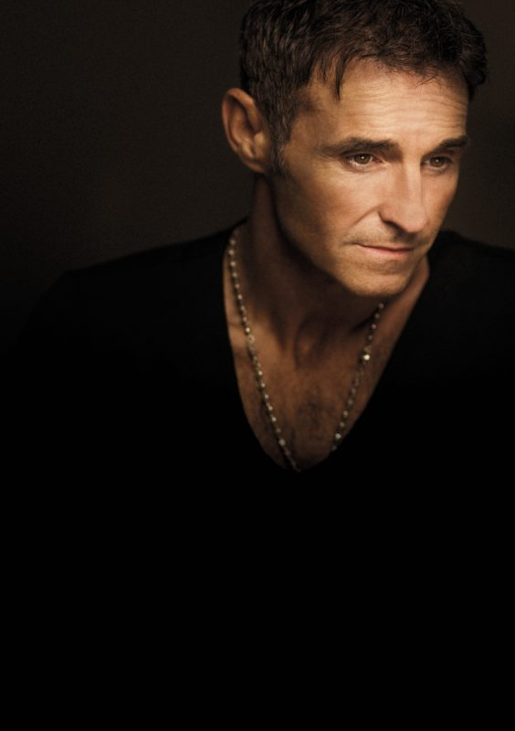 "Marti Pellow Announces ""The Private Collection Tour"" 2018"
