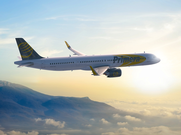 Primera Air Announces Direct Flights From Birmingham to Toronto