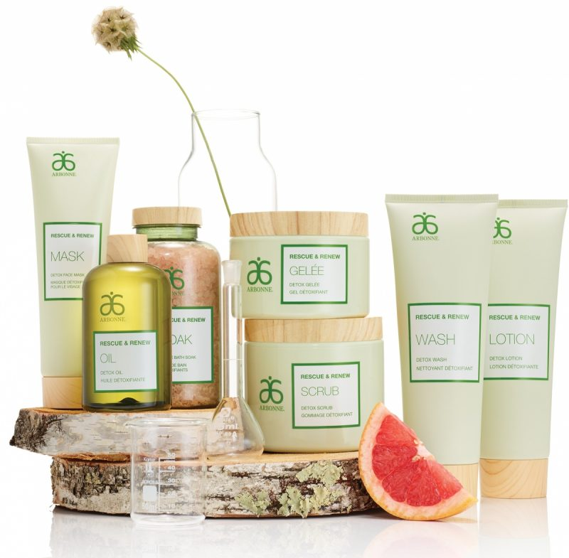 Healthy, Wealthy and Beautiful with Arbonne.