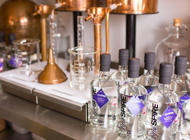 Award-winning Lichfield gin is a real tonic for Selfridges Birmingham