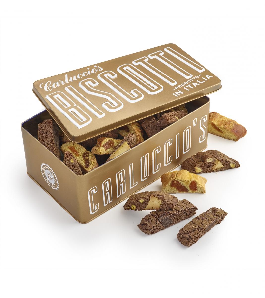 Biscotti Tin 600g £14.95