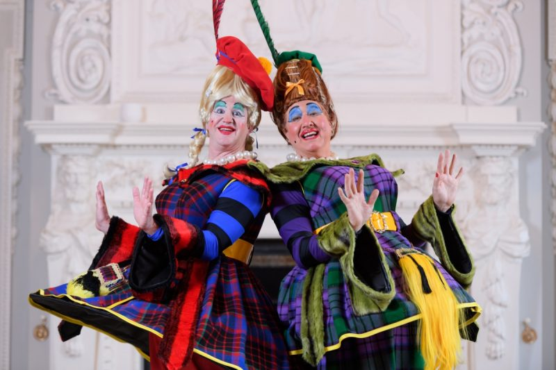 Scottish Dames Seek Boyfriends for a Highland Fling!
