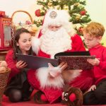 Santa arrives at Coventry Transport Museum next week!