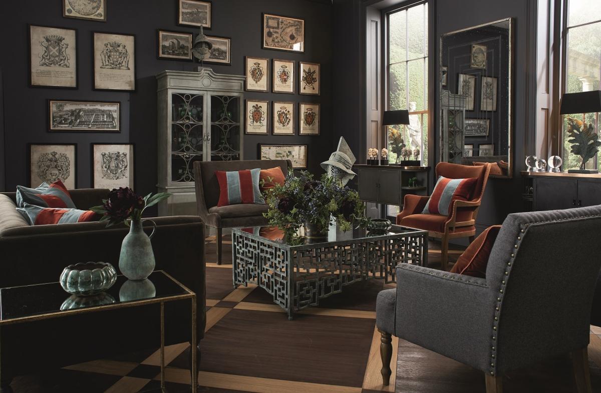 The Dark Side Living Room, OKA AW17
