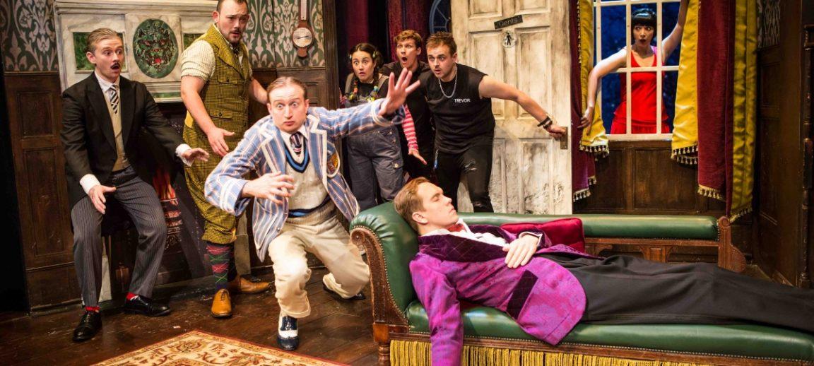 Belgrade Theatre announces more hit shows for 2018