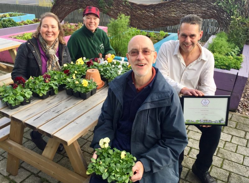 The Phoenix wins Britain in Bloom