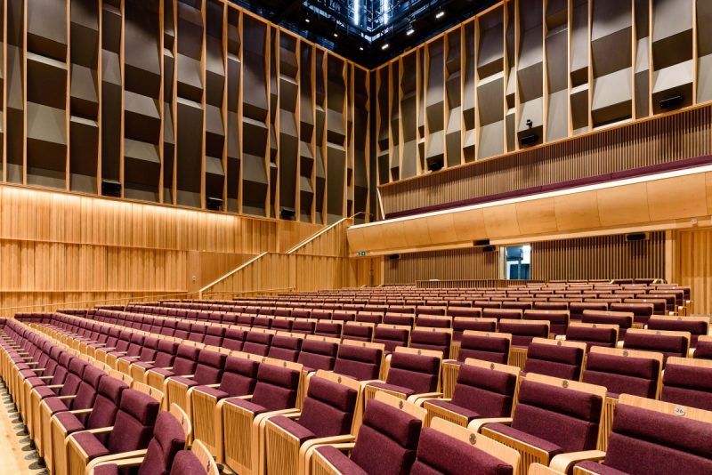 BBC's first concert broadcasts from Royal Birmingham Conservatoire