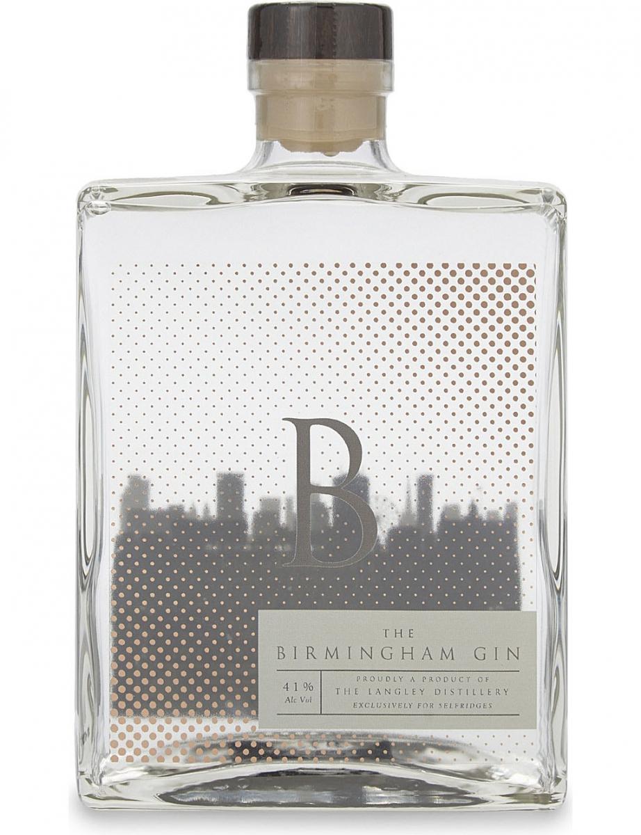 Birmingham Gin Selfridges -£44.99