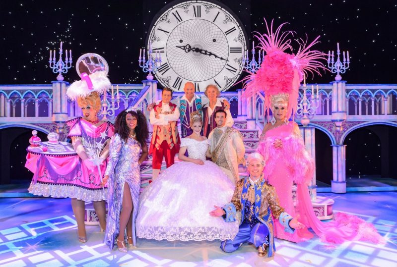 Birmingham Hippodrome welcomes stars of stage and screen for the Fairy Godmother of all pantomimes!