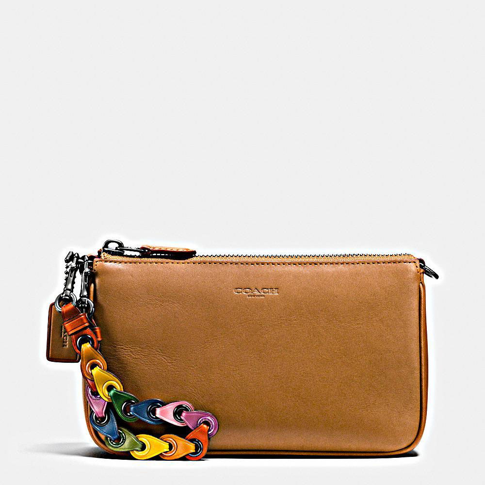 Coach Color Link Nita Whirl Saddle £175