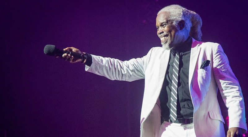 Billy Ocean Announces UK Headline Tour 2018