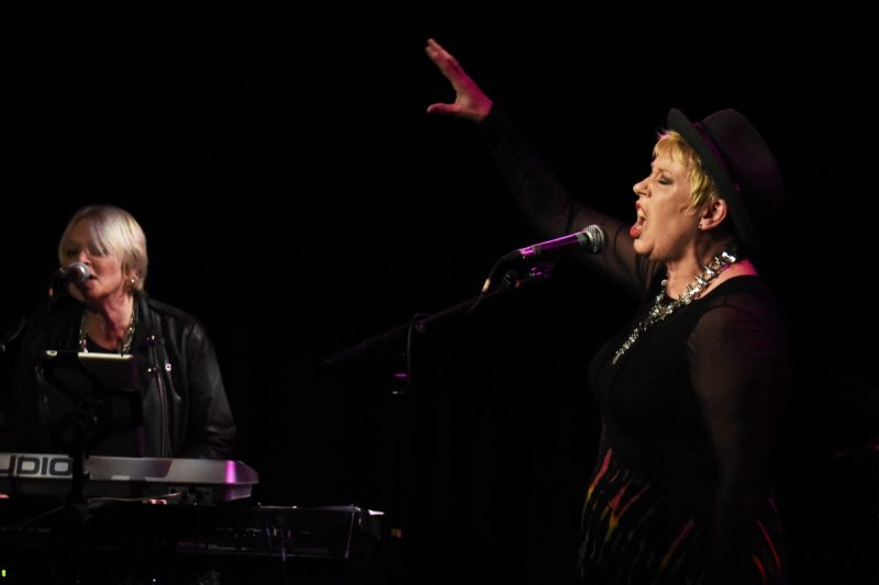 High Energy Hazel O'Connor Rolls Back The years On Her New Tour.