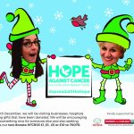 Spread a little Hope this Christmas with Hope Against Cancer