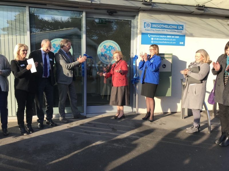 UK cancer charity opens new headquarters in Leicester