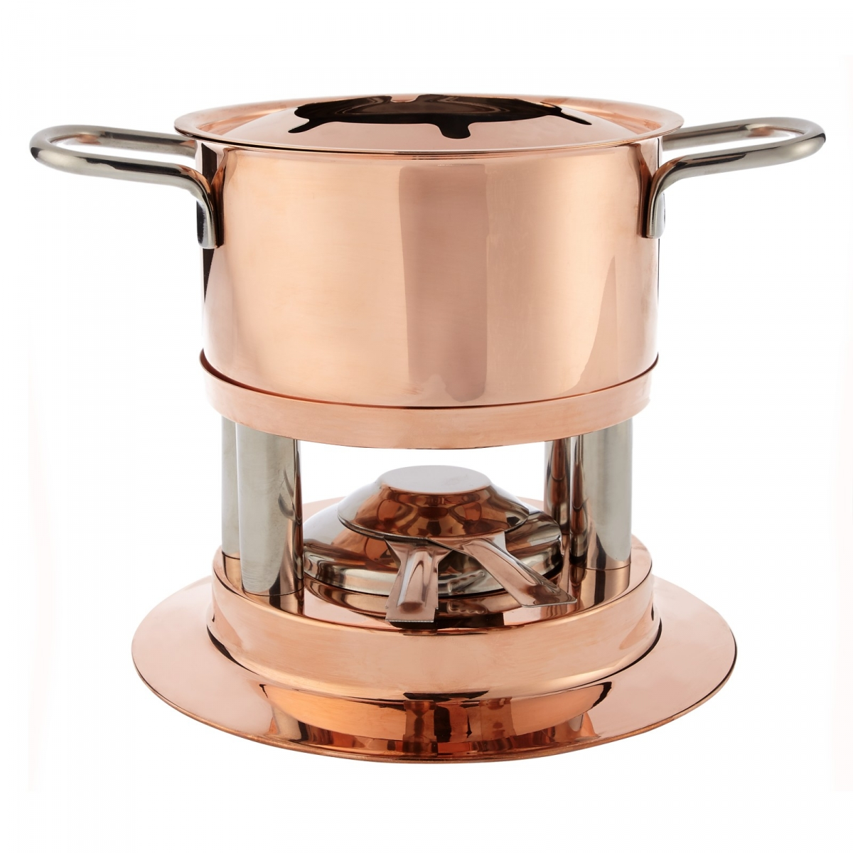 John Lewis Croft Copper Fondue £85