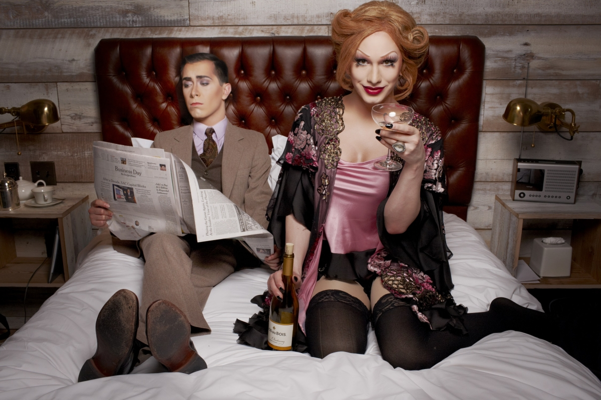 The Vaudevillians starring Jinkx Monsoon and Major Scales