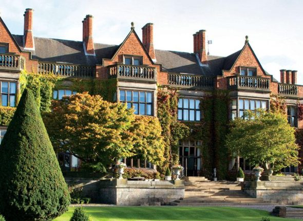 REVIEW: Hoar Cross Hall Hotel
