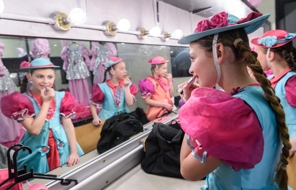 Cinderella Behind-the-scenes - Photo Credit Simon Hadley (12)