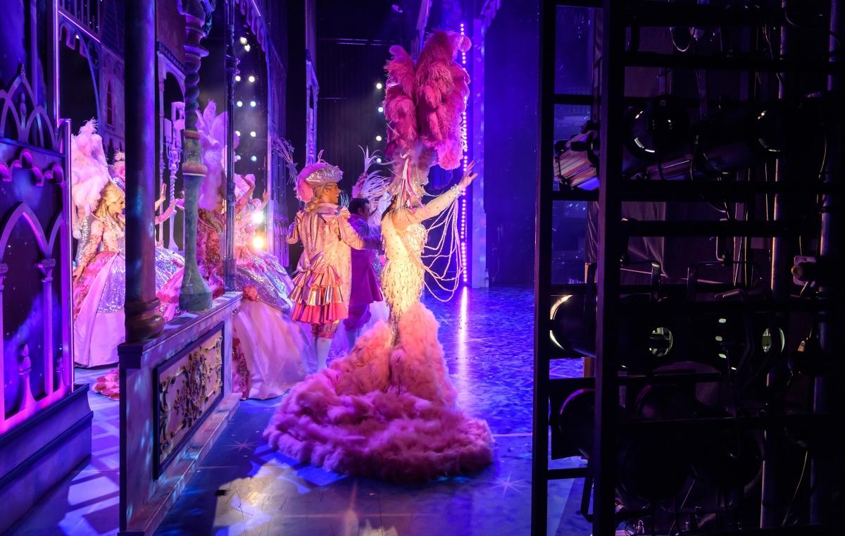 Cinderella Behind-the-scenes - Photo Credit Simon Hadley (8)