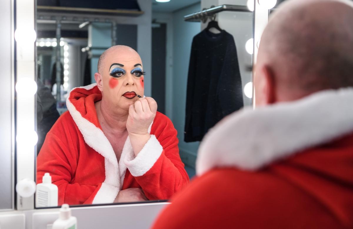 David Dale - Cinderella Behind-the-scenes - Photo Credit Simon Hadley