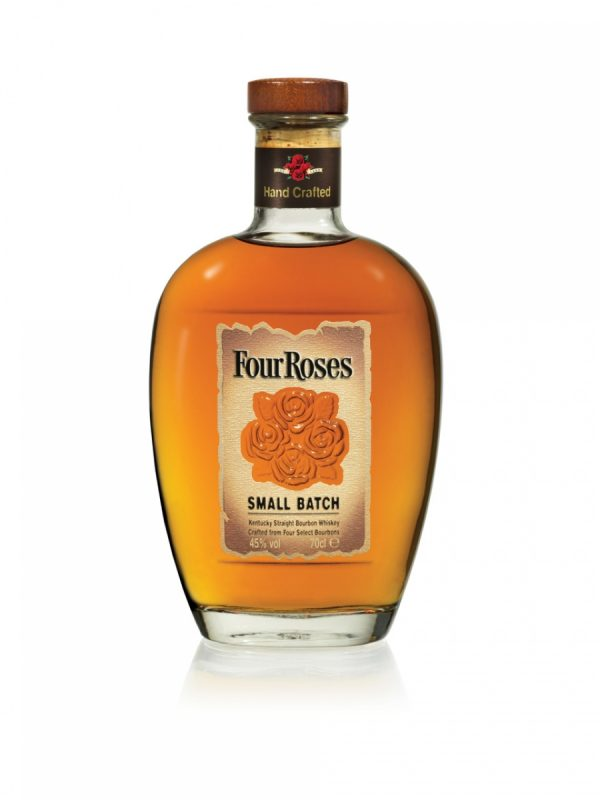 Give the Gift of Four Roses Small Batch Bourbon this Christmas