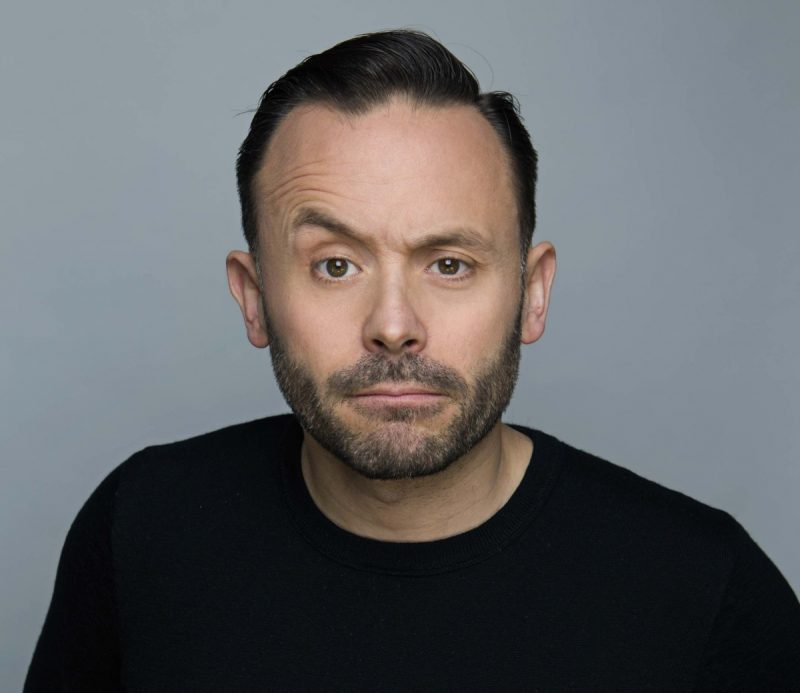 INTERVIEW: Star of BBC's Live At The Apollo and The Mash Report, Geoff Norcott
