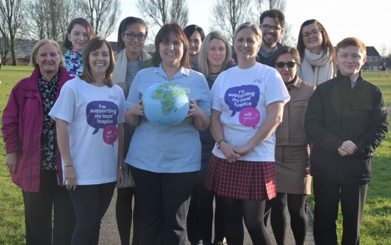 Charity Challenges Brummies to Walk the World in Memory of Loved Ones Lost