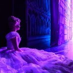 Birmingham Hippodrome releases enchanting images from behind-the-scenes of Cinderella.