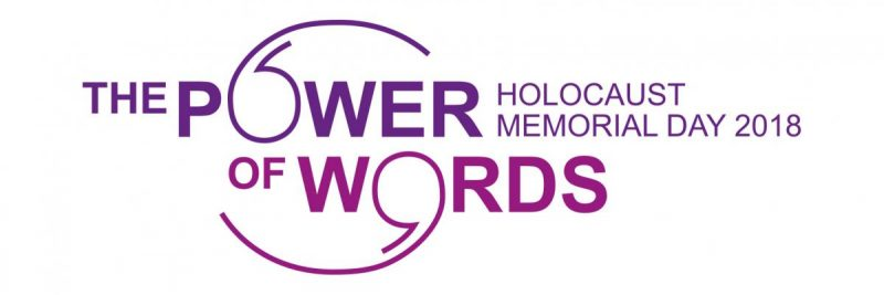 Holocaust Memorial Day Events 2018 events in QUAD & Derby