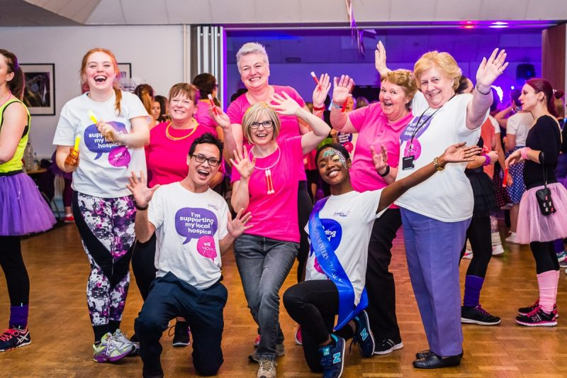 Doing the cha-cha-cha for charity: hospice 'Danceathon' returns