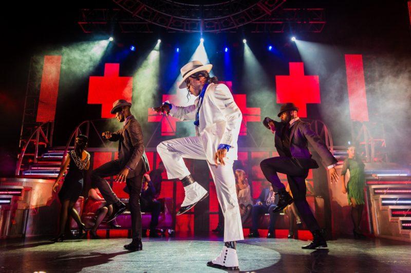 Thriller Live moonwalks into the Belgrade Theatre