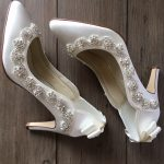 Leicestershire shoe designer highly commended at the British Wedding Awards