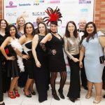 Cancer charity's glamorous Moulin Rouge ball raises £15,000 for research