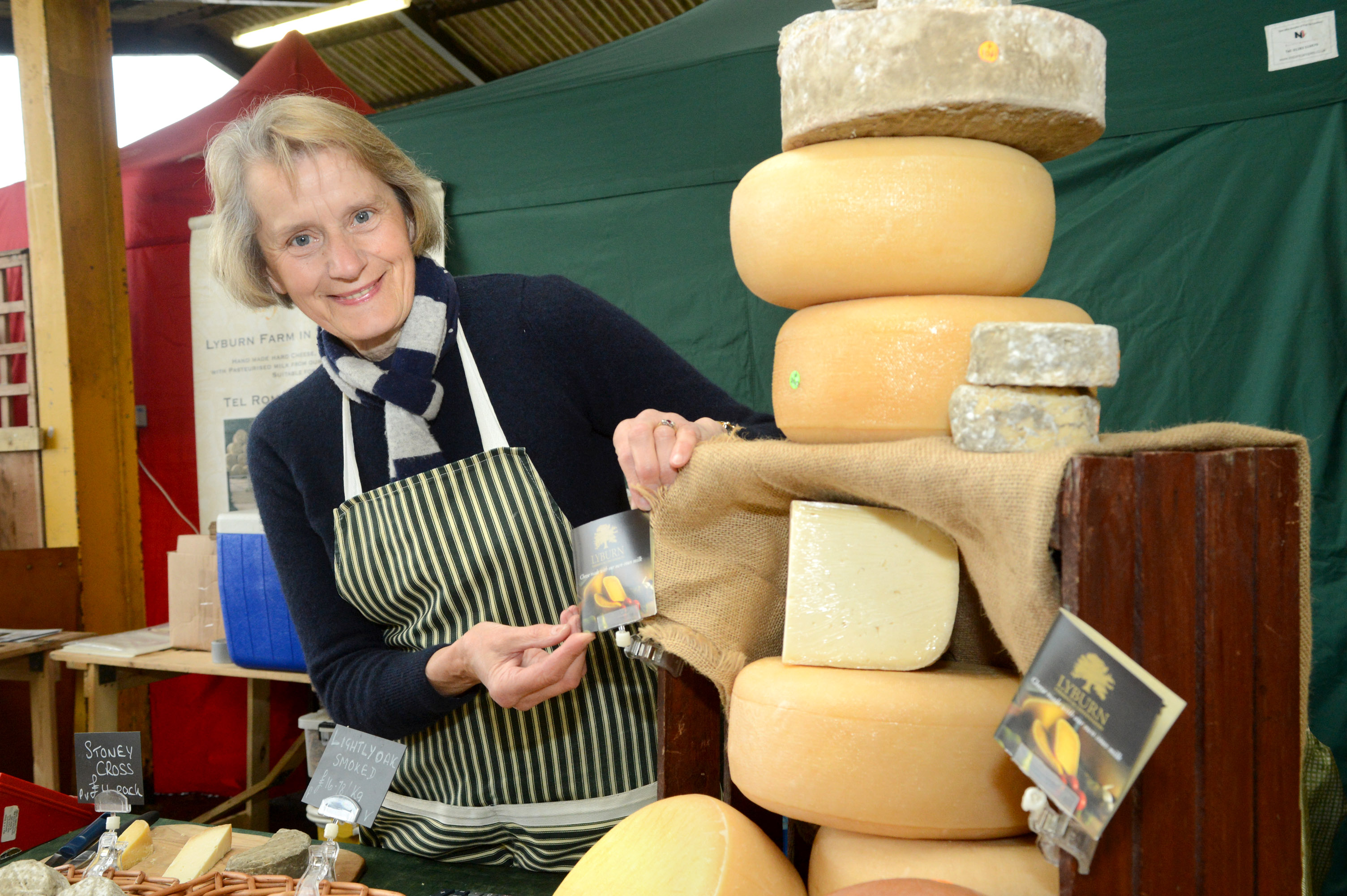 Artisan Cheese Fair returns this May