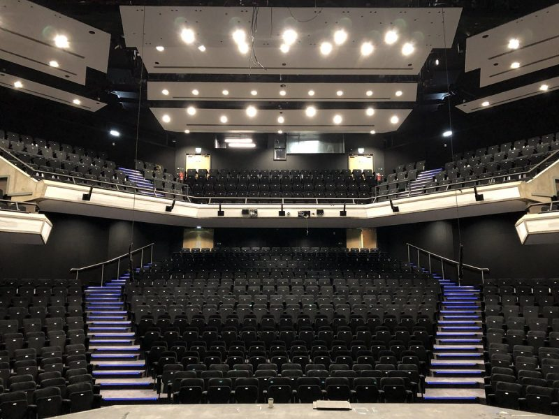 Leicester's Haymarket Theatre Ready to Re-open its Doors after Revamp