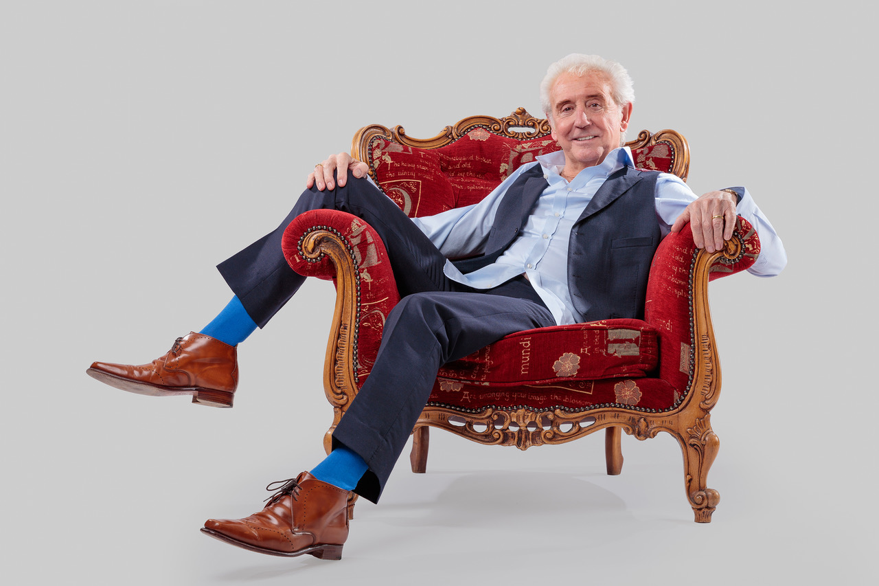 Tony Christie Coming To Derby!