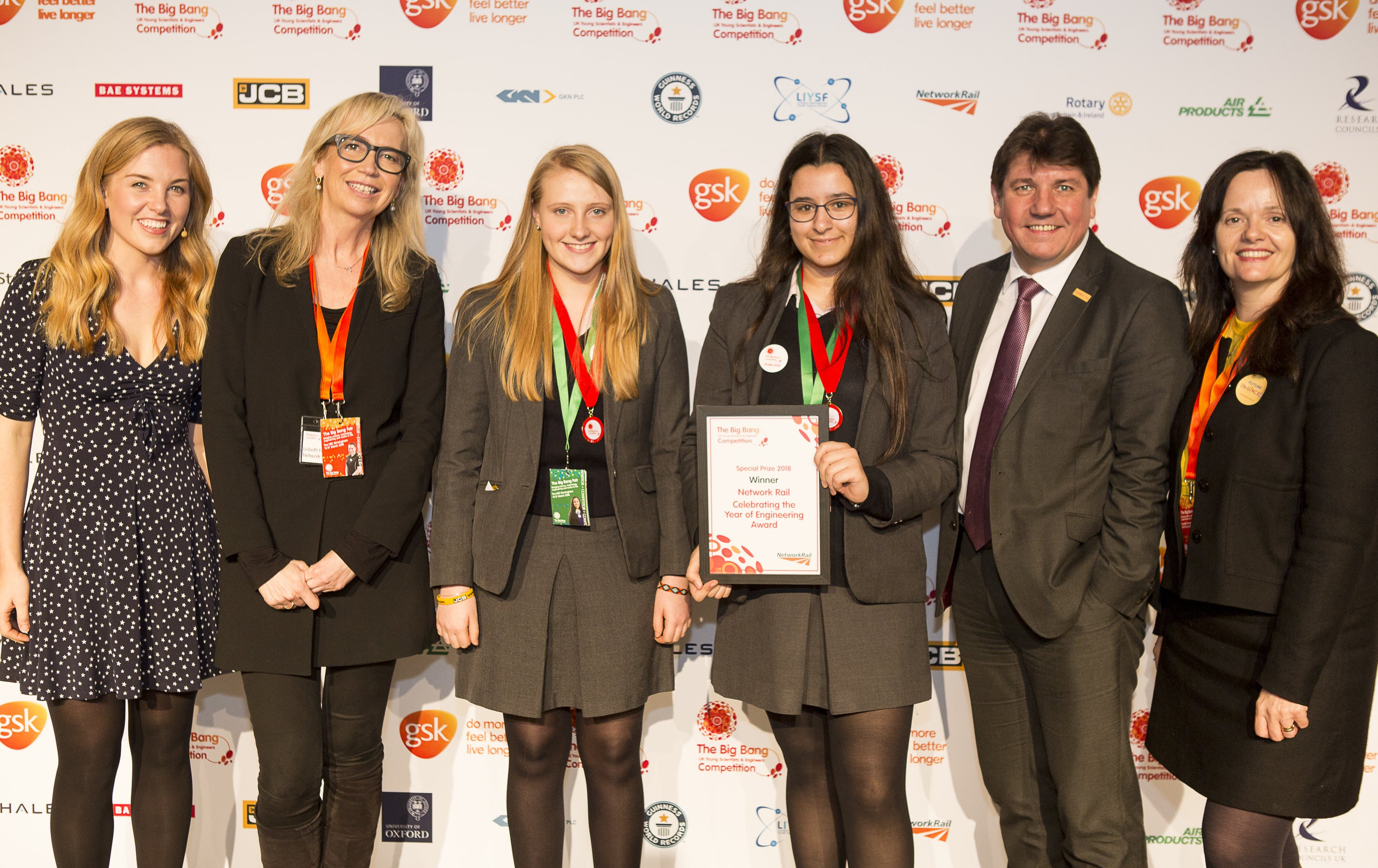 Loughborough Endowed Schools Showcase Stem Achievements
