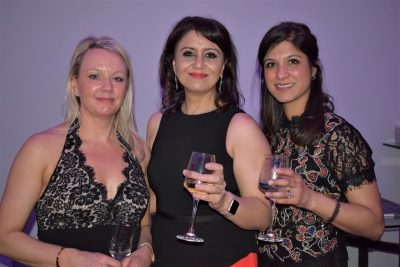 Hallfield School's PTA joined forces once again with Edgbaston High School's PA to put on a lavish evening