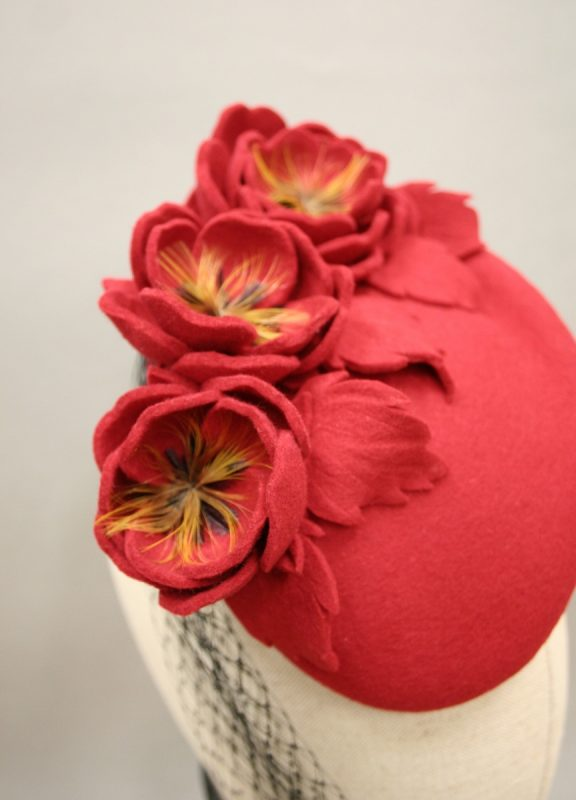 Local Designer Wins National Millinery Competiton