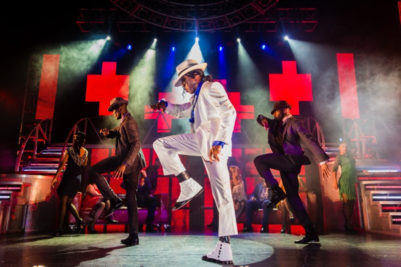 Thriller Live – A Truly Thrilling Show From Start To Finish.