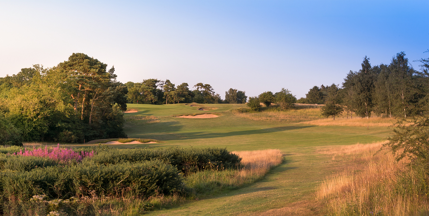 Leicester cancer research charity to hold prestigious event at Luffenham Heath golf course