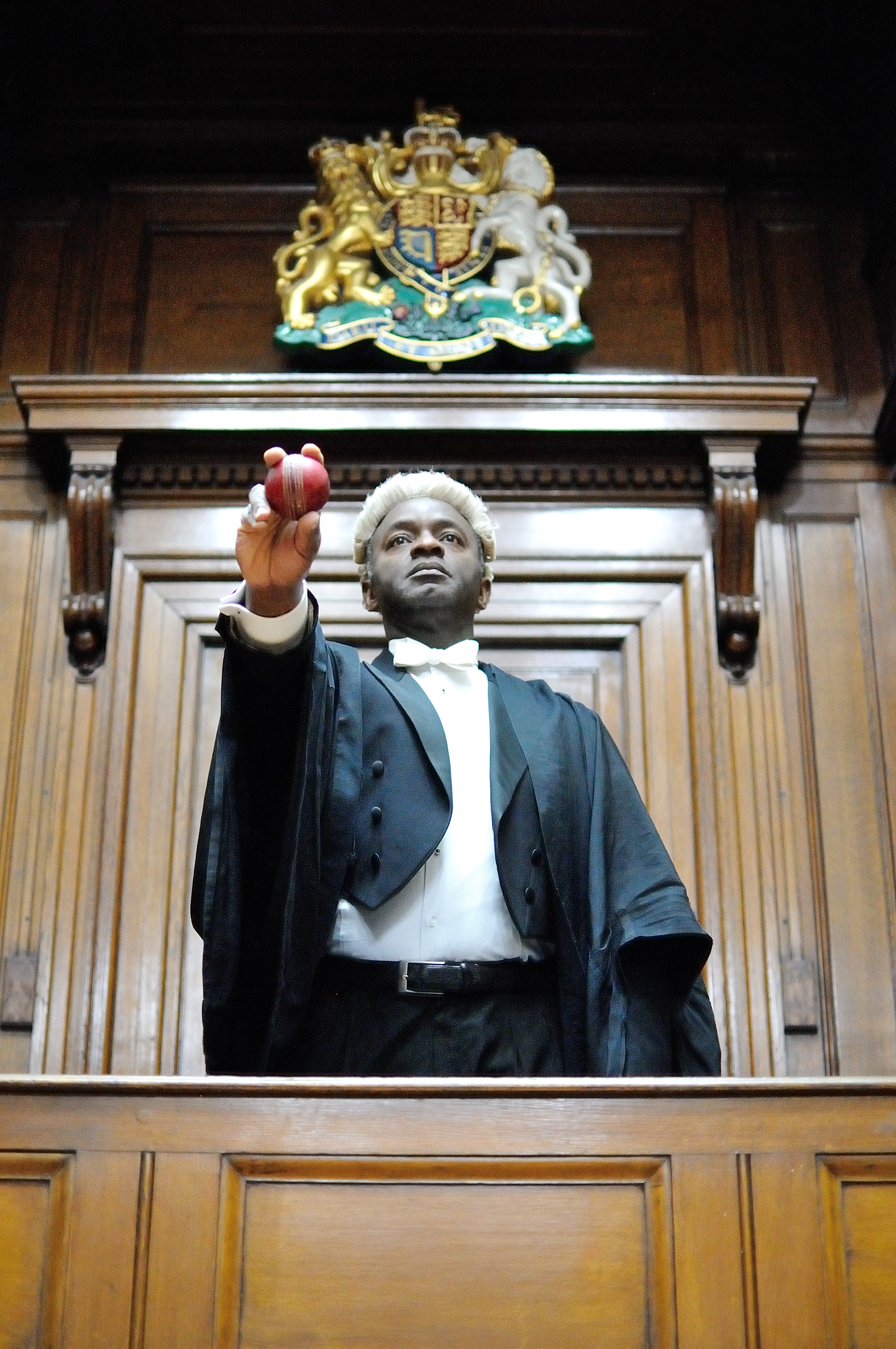 Just An Ordinary Lawyer tells the story of Britain's first black judge at the Belgrade Theatre